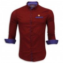 RED STAR  Pure Cotton Stylish Casual Shirt RS15S