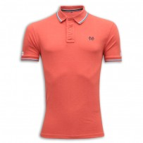 Polo Shirt YG04P Salmon