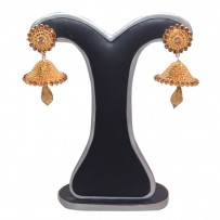 Exclusive EiD Ear ring Collection RA018A. MODEl  JHUMKA.