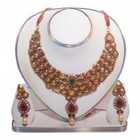 Exclusive EiD Necklece set Collection RA026A.  Antique collection Jorua set.