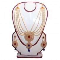 Exclusive EiD Necklece set Collection RA029A. Multi color Necklace set.