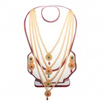 Exclusive EiD Ear ring Collection RA031A. Pearl set.
