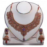 Exclusive EiD Necklace Set Collection RA032A.