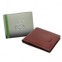 Gucci Men's Wallet Chocolate 1938