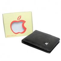 Apple Men's Wallet Black 1940