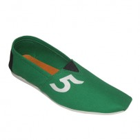 TOMS 6 Optive Green Casual Comfort LS027