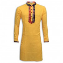 Exclusive Design Eid Panjabi YG02E Yellow