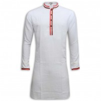 Exclusive Design Eid Panjabi YG01E White
