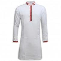 Exclusive Design Eid Panjabi YG01E White
