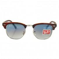 Ray-Ban Club Master RB 3016 Polarized Brown-Blue Replica Sunglasses