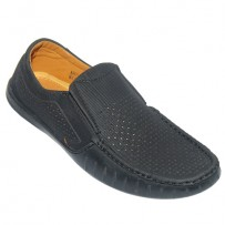 Men`s Loafer Black A8031-1