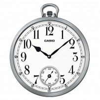 CASIO Round Resin Analog Wall Clock IQ-66-8DF