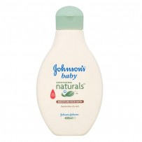 Johnson's Baby Soothing Naturals Moisture Rich Bath 400ML
