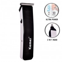 Kemei KM 3560 2in1 Ultra Power Multi Purpose Trimmer