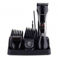 Kemei KM 590A 7in1 Multifunctional Premium Mens Grooming Kit