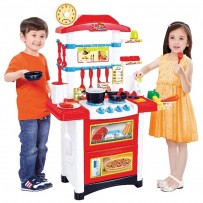 Happy Kitchen Electronic Kitchen Play Set 889-3