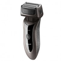 Kemei KM 9001 Rechargeable Three Head Shaver