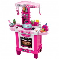 Kids Cook Electronic Kitchen Play Set KPS715