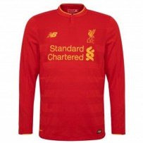 Liverpool Full Sleeve Home Jersey 2016-17