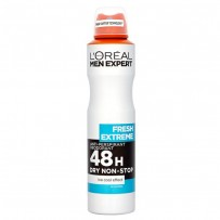 L'Oreal Men Expert Deoderant Spray Fresh Extreme 250ML