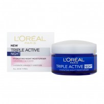 L'Oreal Paris Triple Active Night Cream 50ML