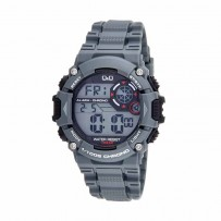 Q&Q M146J002Y Digital Grey Dial Men's Watches