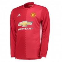 Manchester United Full Sleeve Home Jersey 2016-17