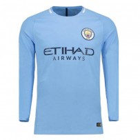 Manchester City Home Full Sleeve Away Jersey 2017-18