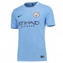 Manchester City Home Half Sleeve Away Jersey 2017-18