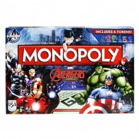 Funskool Monopoly - The Avengers Edition Board Game