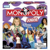 Funskool Monopoly - Junior Disney Channel Edition Board Game