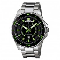 CASIO Sporty Design Men's Analog Wrist Watch MTD-1076D-1A3VDF