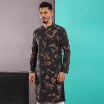 OBTAIN Premium Slim Fit Festive Collection Panjabi OL2707