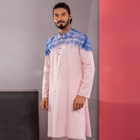 OBTAIN Premium Slim Fit Festive Collection Panjabi OL2725