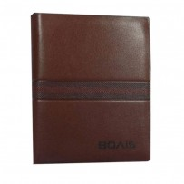 Exclusive Boais Wallet SB16W Brown