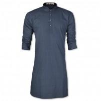 Eid Exclusive Deep Ash Fancy Cotton Panjabi JP110