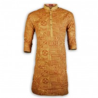 Exclusive Festive Collection Printed Panjabi MH134