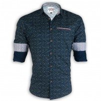 PRODHAN Pure Cotton Casual Printed Shirt PC255