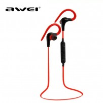 Awei A890BL Wireless Sports Stereo Earphone - Black/White/Red/Green