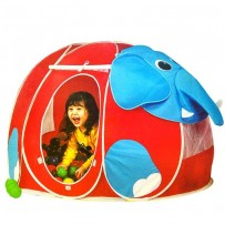 My Dear Baby Elephant Ball House With 50 Soft Flex Balls  AJC214