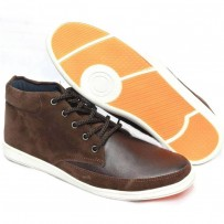 Stylish Gents Faux Leather Converse FFS221