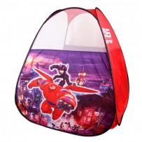 Kids Adventure Big Hero Ball House With 50 Soft Flex Balls AJC215