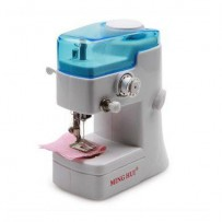 Portable Batteries Operated Sewing Machine
