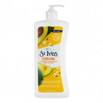 St.Ives Daily Hydrating Body Lotion Vitamin E & Avocado 621ML
