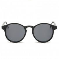 Vintage Black Circle UV400 Trending Sunglasses RB701