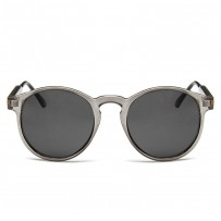 Vintage Gray Circle UV400 Trending Sunglasses RB703