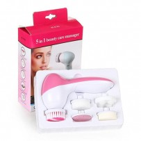 5-in-1 Beauty Care Skin Cleaning Massager