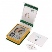 Axon X-168  Hearing Aid Device With High Range BTE Amplifier
