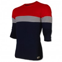 Signature Full Sleeve Solid Men's  T-Shirt  : SG375