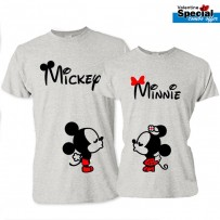 SiGNATURE Valentine Couple T-Shirt SG7122